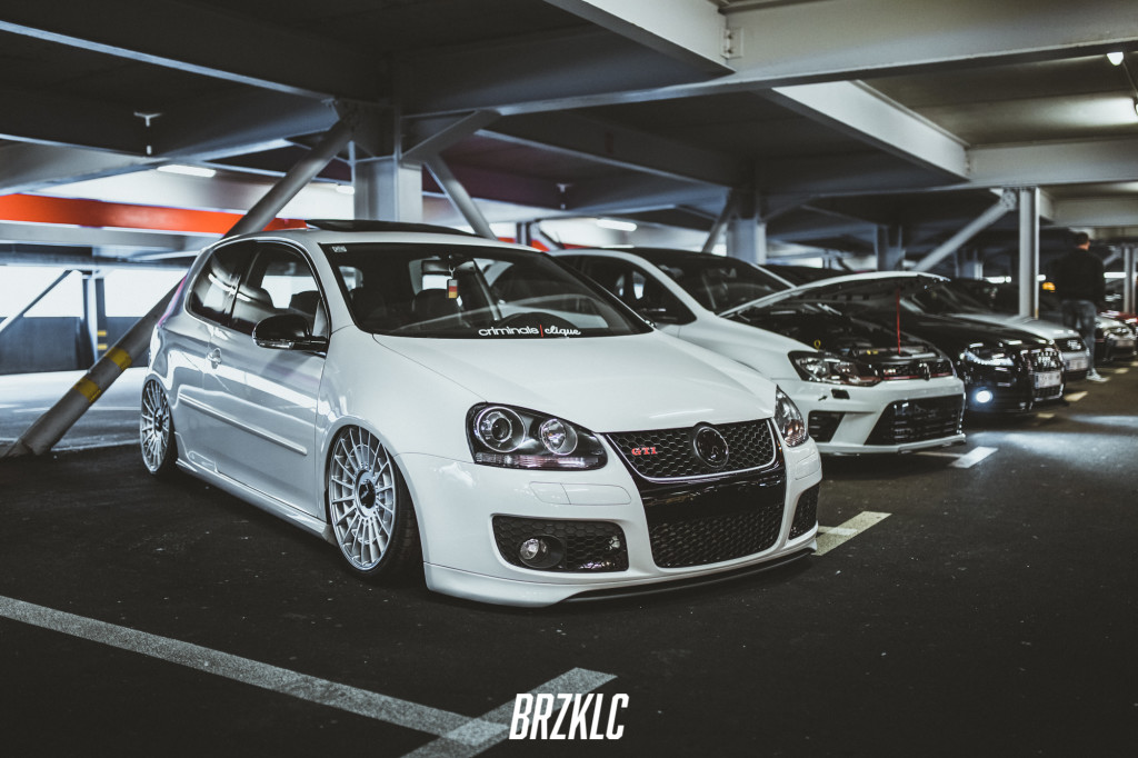 Croatian Tuned Cars - Creme de la Stance