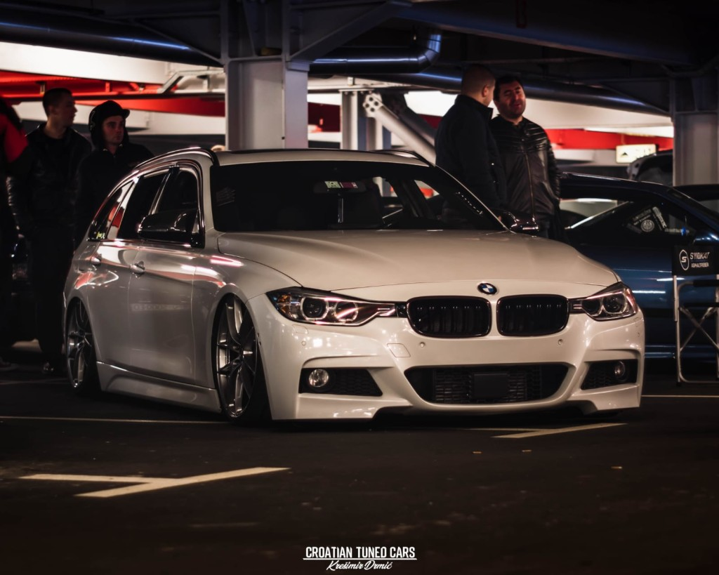 4. Croatian Tuned Cars - Creme De La Stance