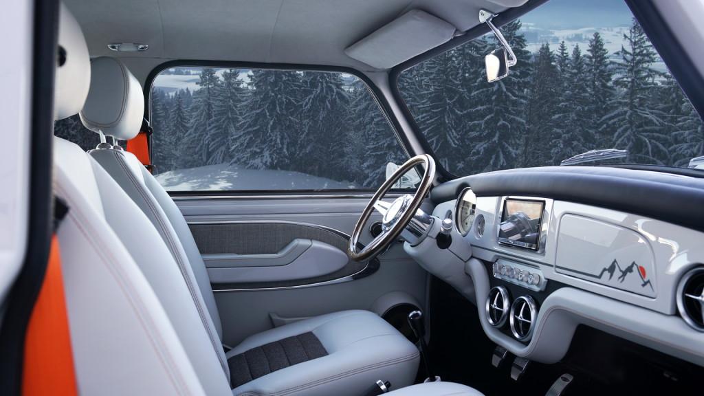"Mini ""Stormbringer"" i ""Snowblind"" iz tvrtke David Brown Automotive"