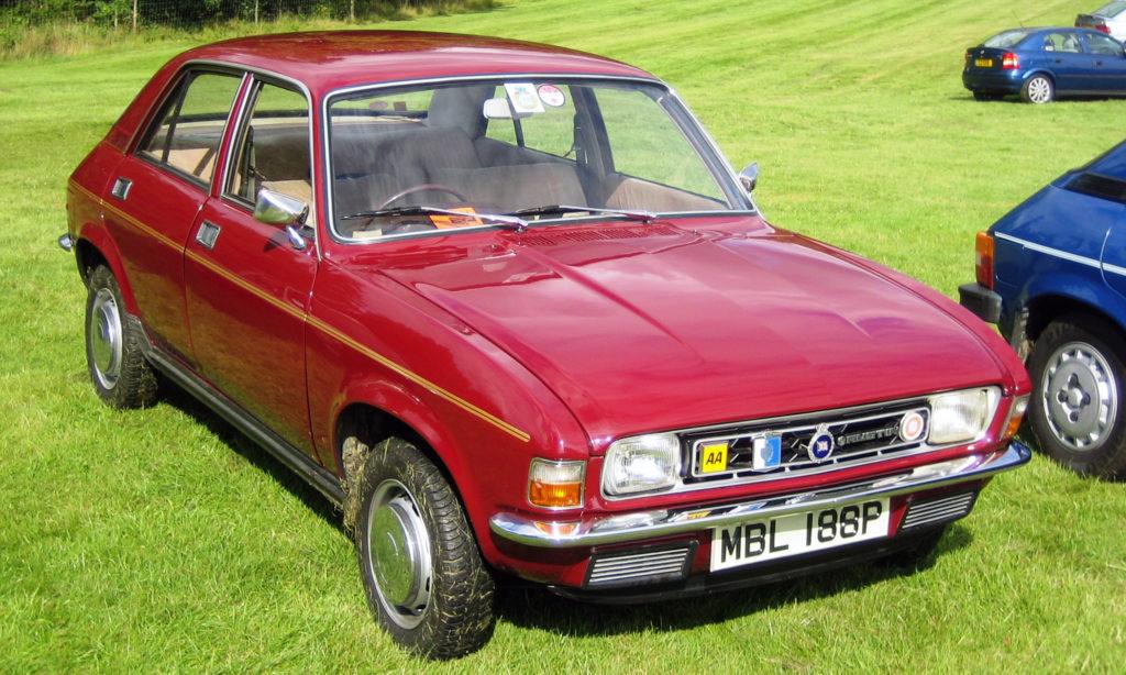 Najgori britanski automobili