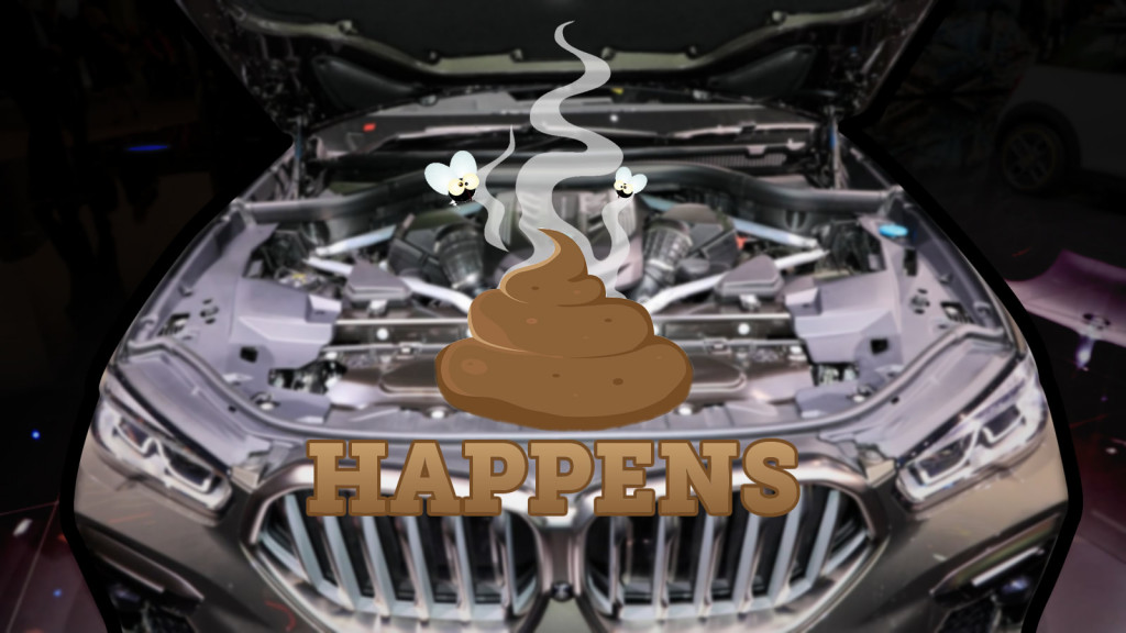 Ovaj nam je BMW X6 uljepšao dan