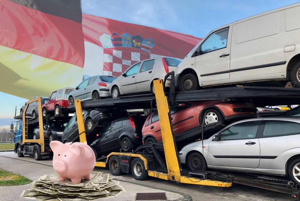 VIDEO: Uvoz automobila iz Njemačke cvate – Rješavaju se 350.000 novijih dizelaša!