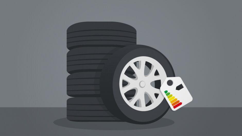 """Od 01. svibnja gume imaju nove oznake: Kako bi ih """"pročitali"""" trebat će vam pametni telefon"""