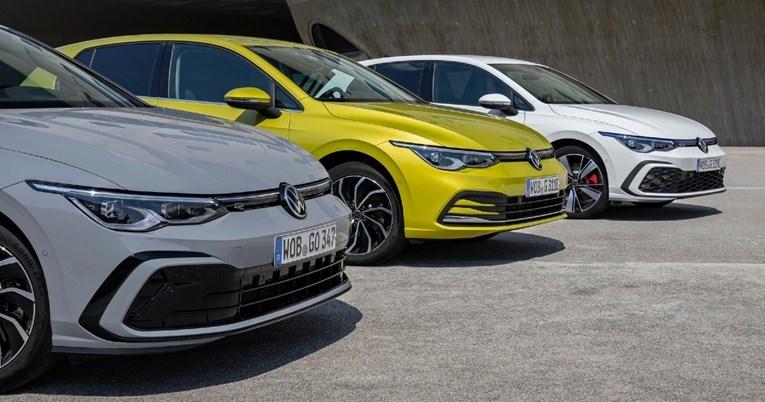 Golf je opet najprodavaniji auto u Europi