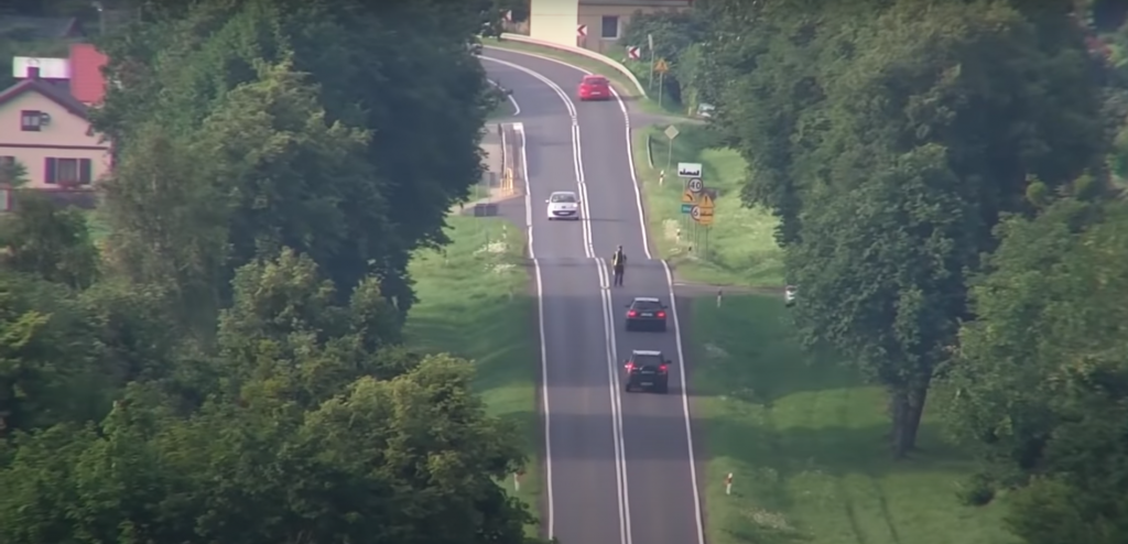 Zaboravite fiksne kamere, prava prijetnja za prometne prekršitelje dolazi s neba