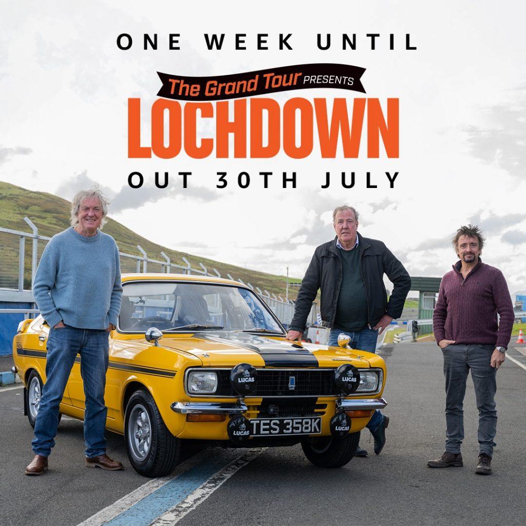The Grand Tour Special: Lochdown – Dostupno na Amazonu od 30. srpnja