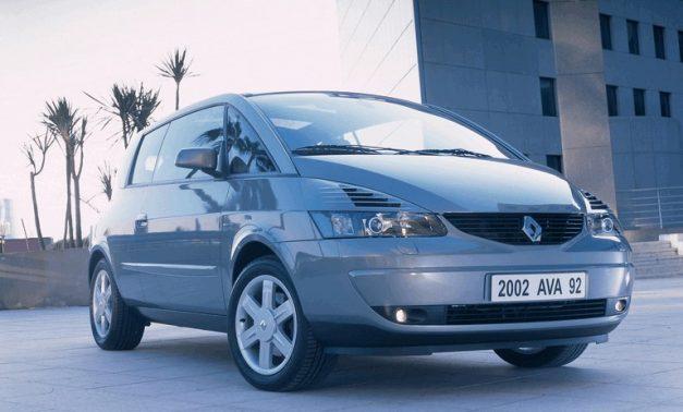 """Automobili koji su """"popušili"""", a možda nisu trebali: Renault Avantime"""
