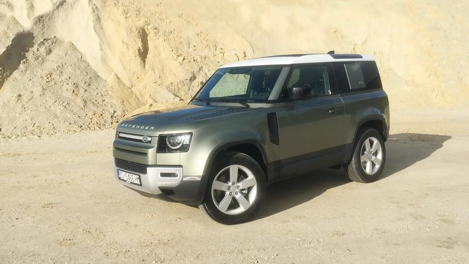 Testirali smo Land Rover Defender 90 3.0 MHEV